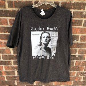 NWOT Taylor Swift Reputation Tour Tee